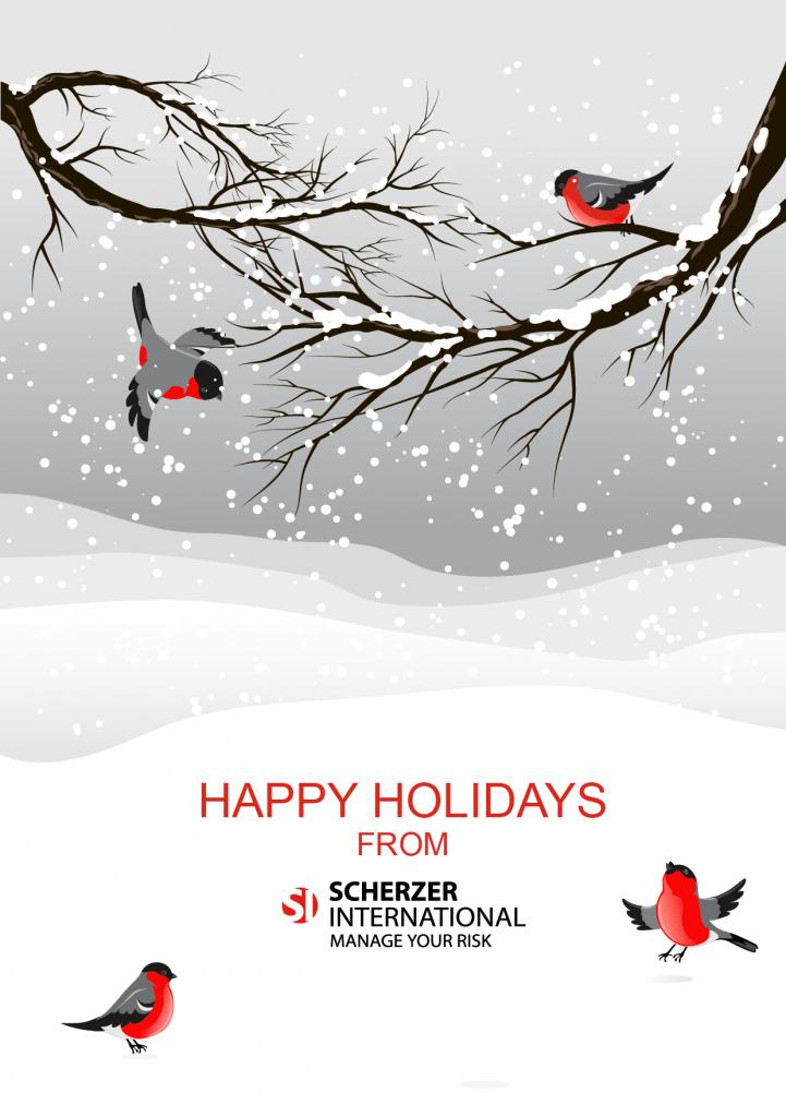 Happy Holidays from Scherzer International